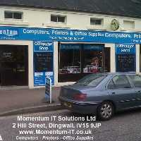 dingwall shop